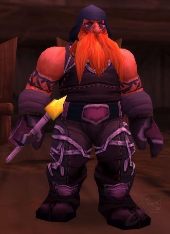 Thadius Sombramacabra - Misión - World of Warcraft