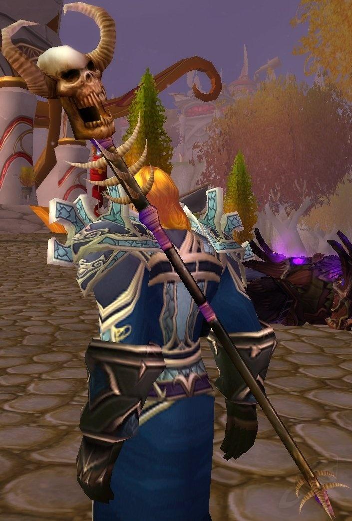 Headmaster's Charge - Item - World of Warcraft