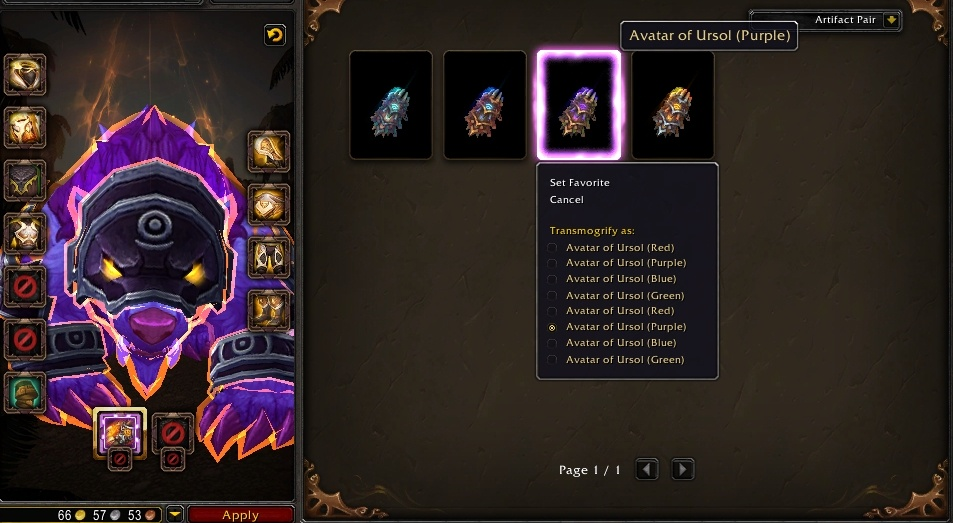 Guardian Druid Artifact Weapon Claws Of Ursoc Guides Wowhead