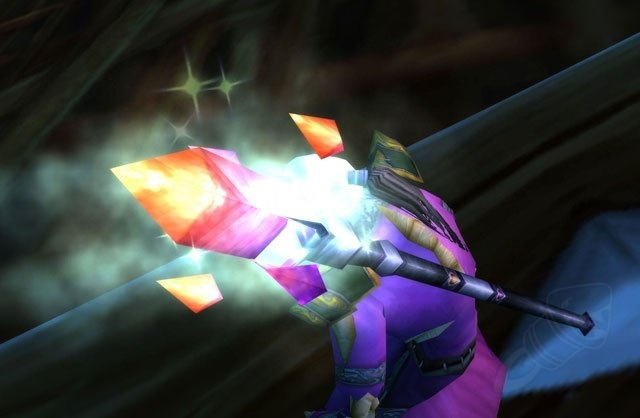 Formula: Enchant Weapon - Major Spellpower - Item - World of