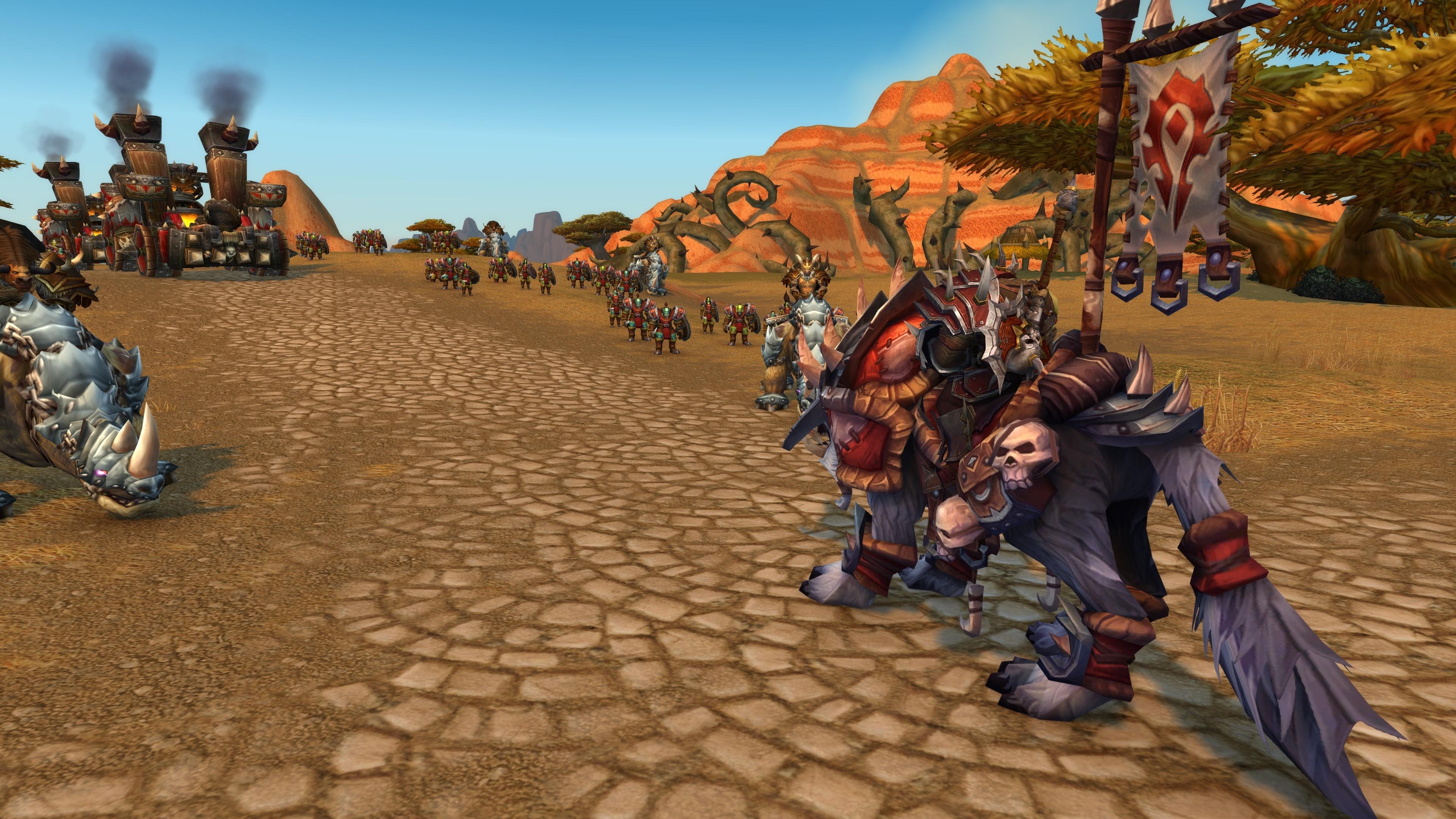 Wie Der Kriegshäuptling Befiehlt Quest World Of Warcraft