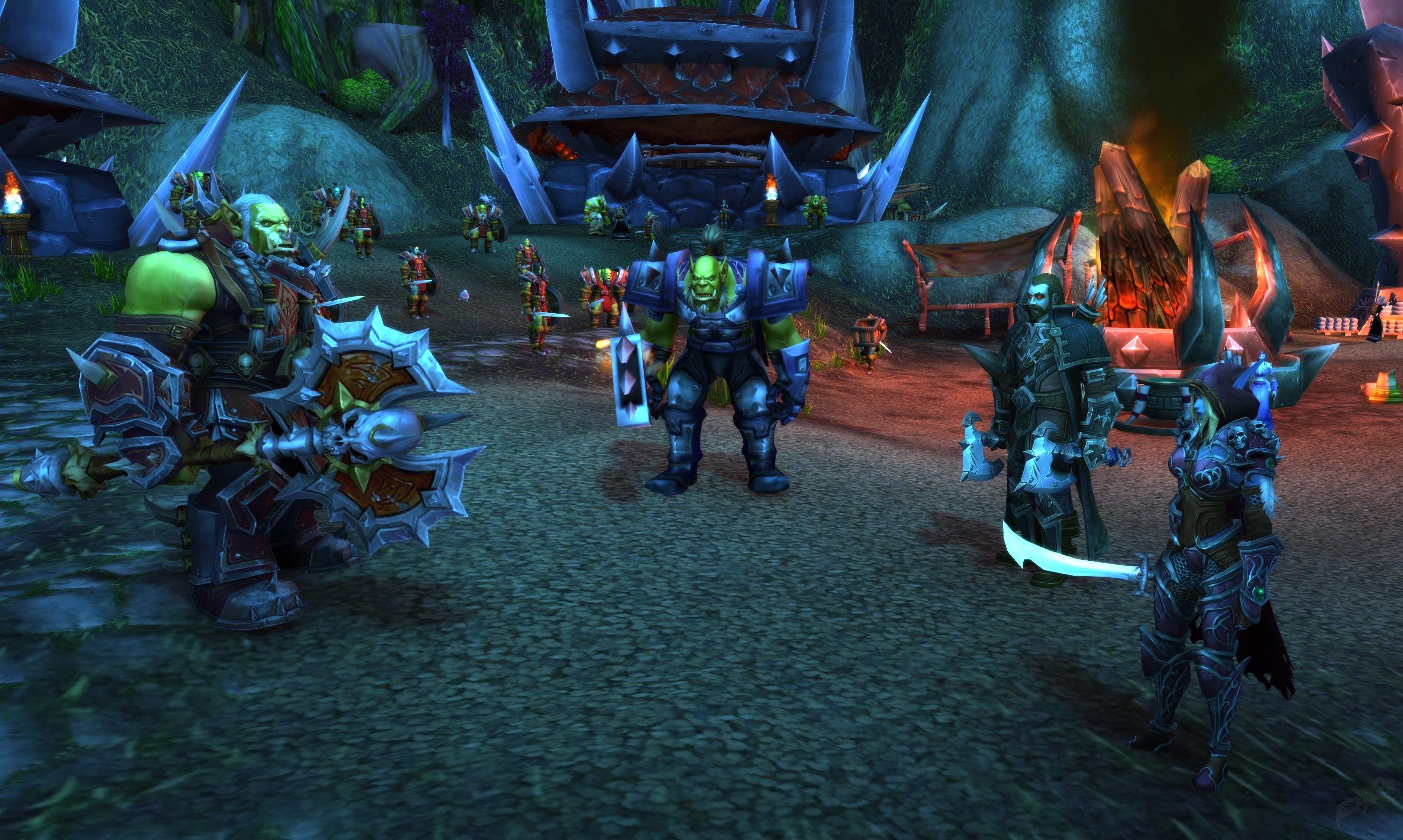 Erntereif Quest World Of Warcraft
