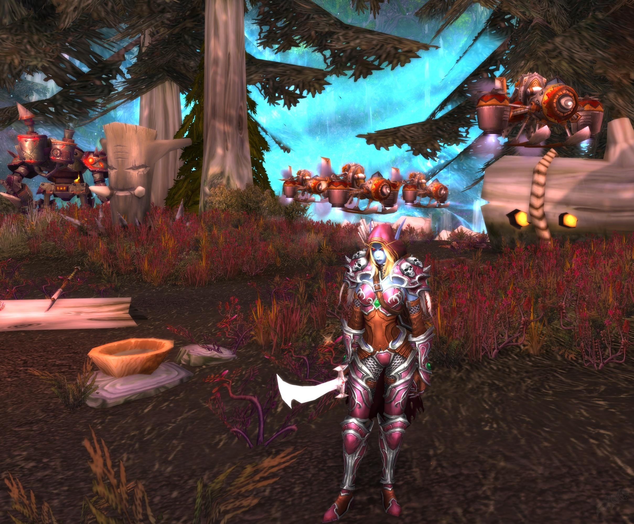 Lauernde Bedrohung Quest World Of Warcraft