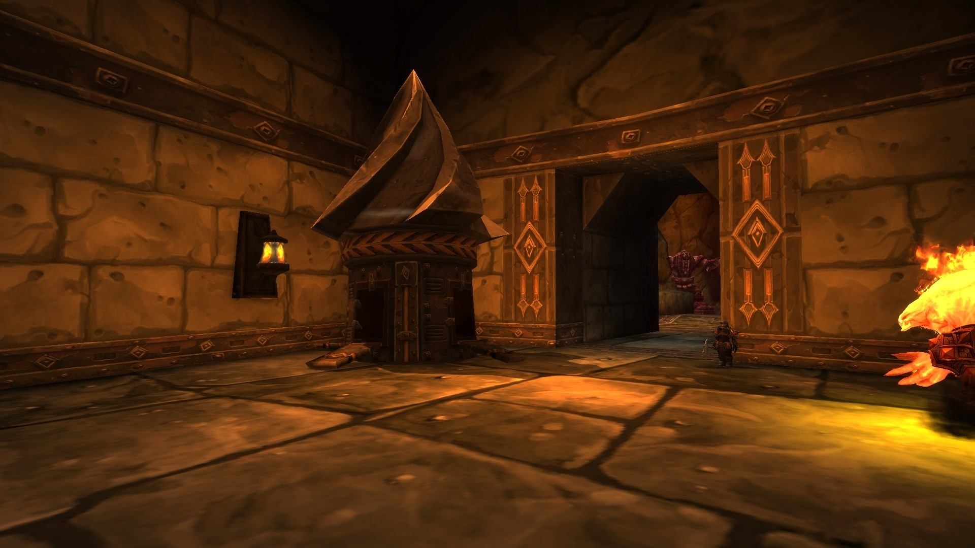 Shadowforge City for Dark Iron Dwarf Allied Race - Wowhead News