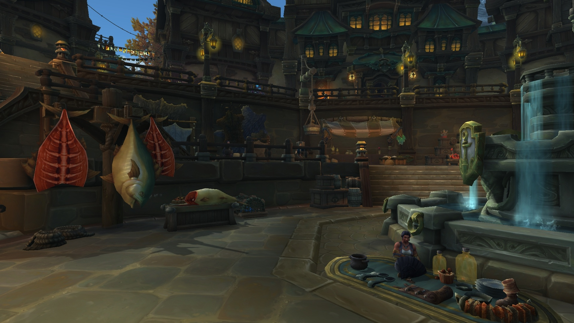 New Player Guide: City Overview - Guides - Wowhead
