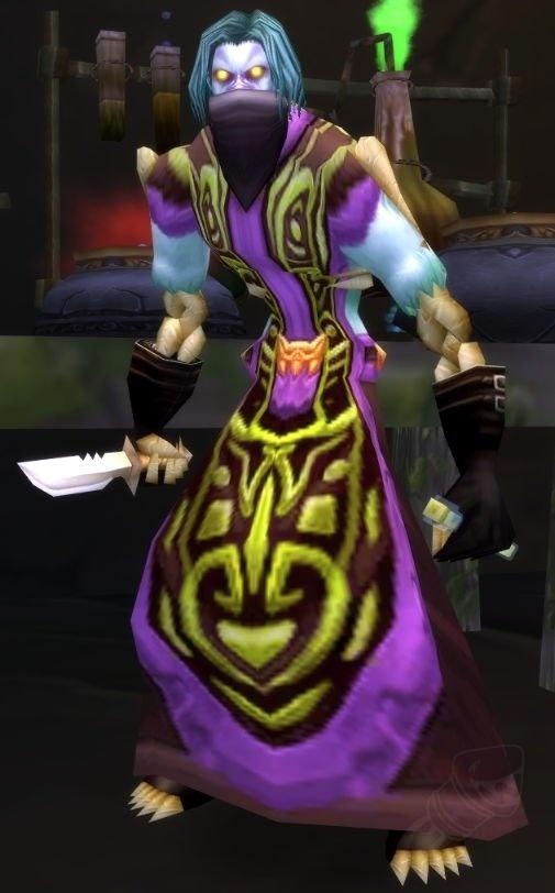 Doctor Herbert Halsey - NPC - World of Warcraft