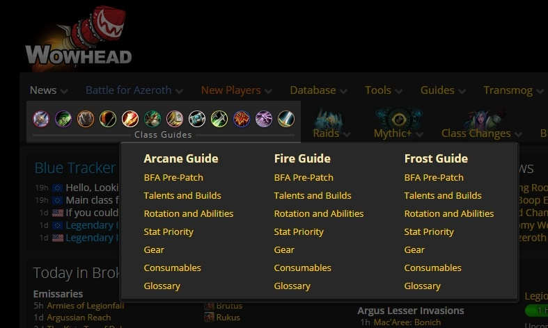 How to Play Your Class in the Battle for Azeroth 8 0 Pre-Patch