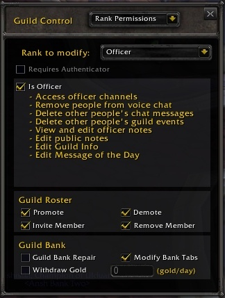 New Guild UI - Limitations and Guildroster Command - Wowhead