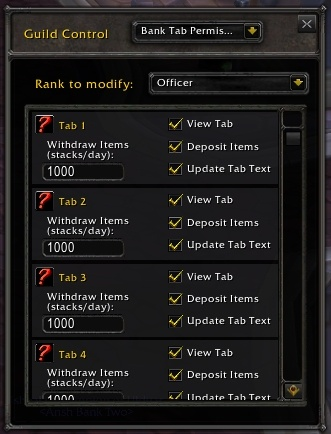 New Guild UI - Limitations and Guildroster Command - Wowhead News