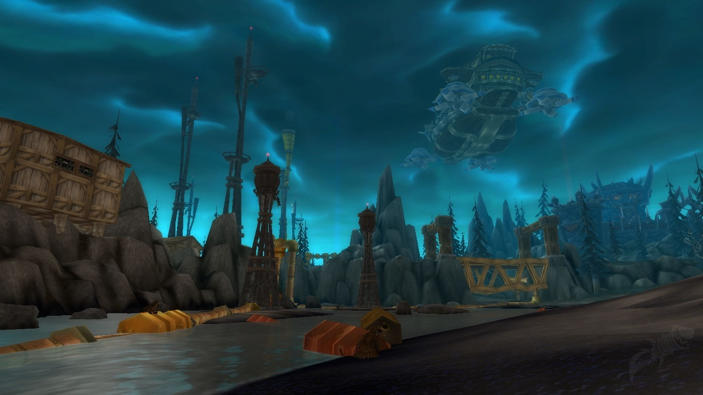 Isle of Conquest - Zone - World of Warcraft