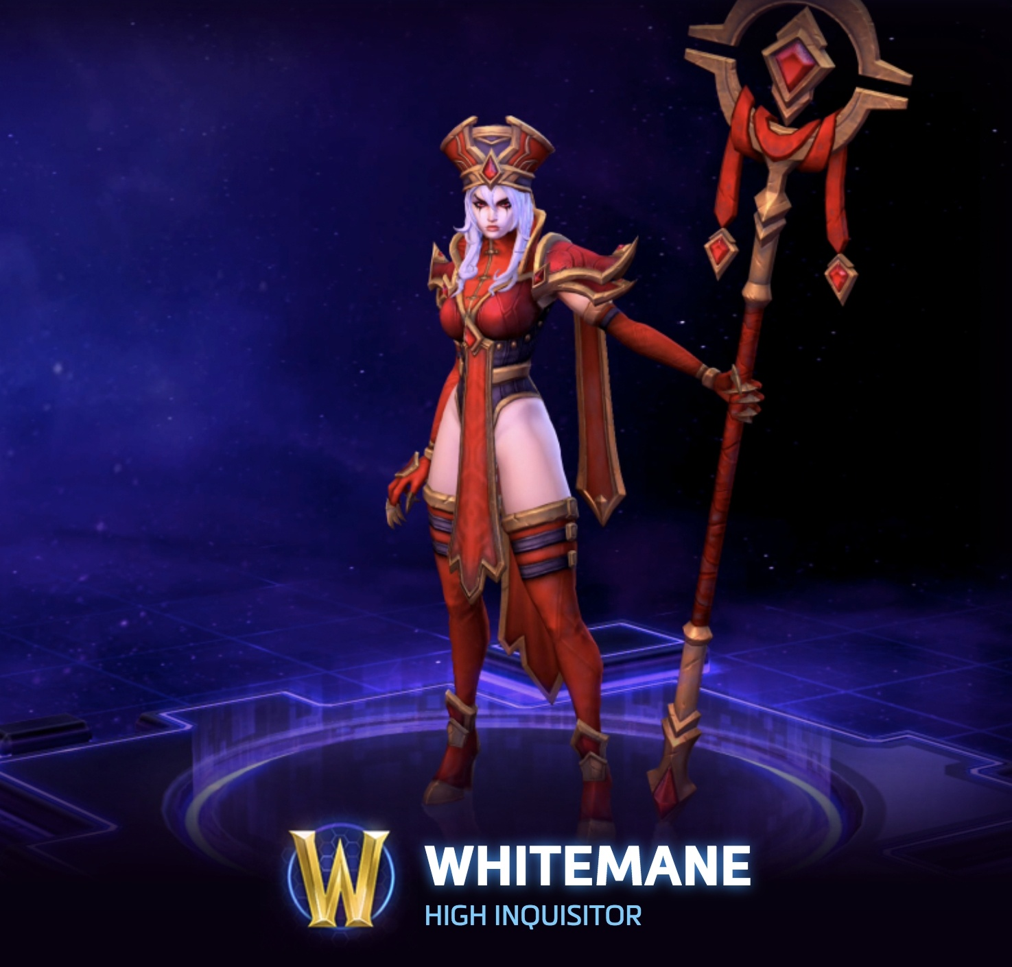 New Heroes Of The Storm Hero Revealed High Inquisitor Whitemane Wowhead News Mal'ganis can be obtained through goblins vs gnomes card packs, or through crafting. inquisitor whitemane