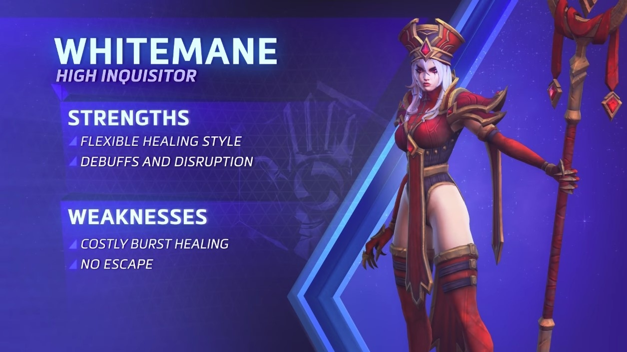 New Heroes Of The Storm Hero Revealed High Inquisitor Whitemane Noticias De Wowhead Wp and funny moments hots hogger: new heroes of the storm hero revealed