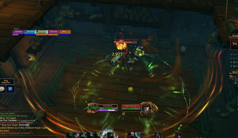 Tol Dagor Dungeon Ability Guide - Guides - Wowhead