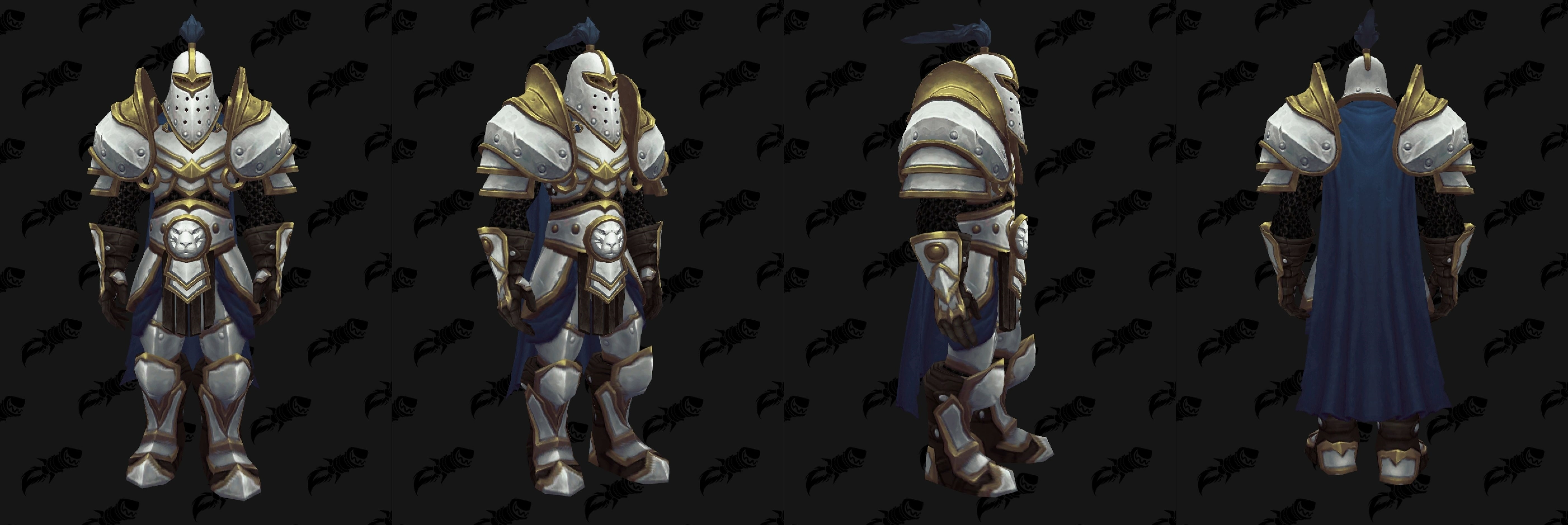 Battle For Azeroth Season 1 Pvp Rewards And Transmog Wowhead News