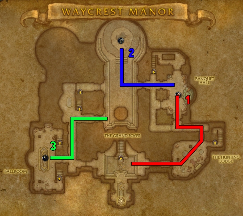 Waycrest Manor Dungeon Ability Guide Guides Wowhead