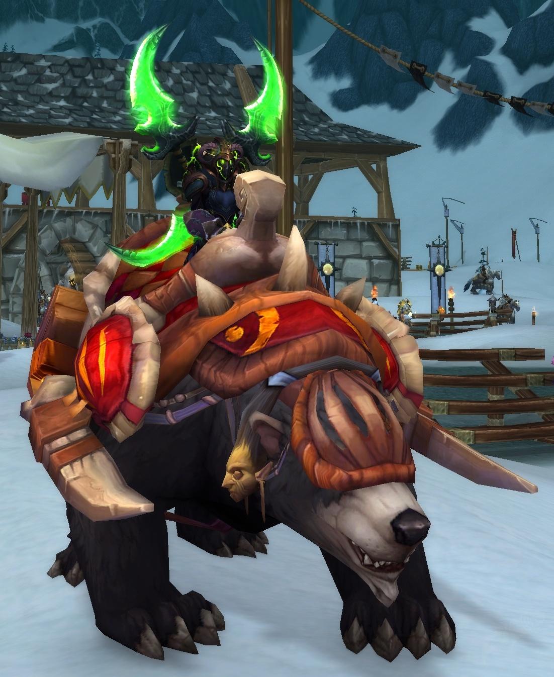 Amani War Bear - Item - World of Warcraft