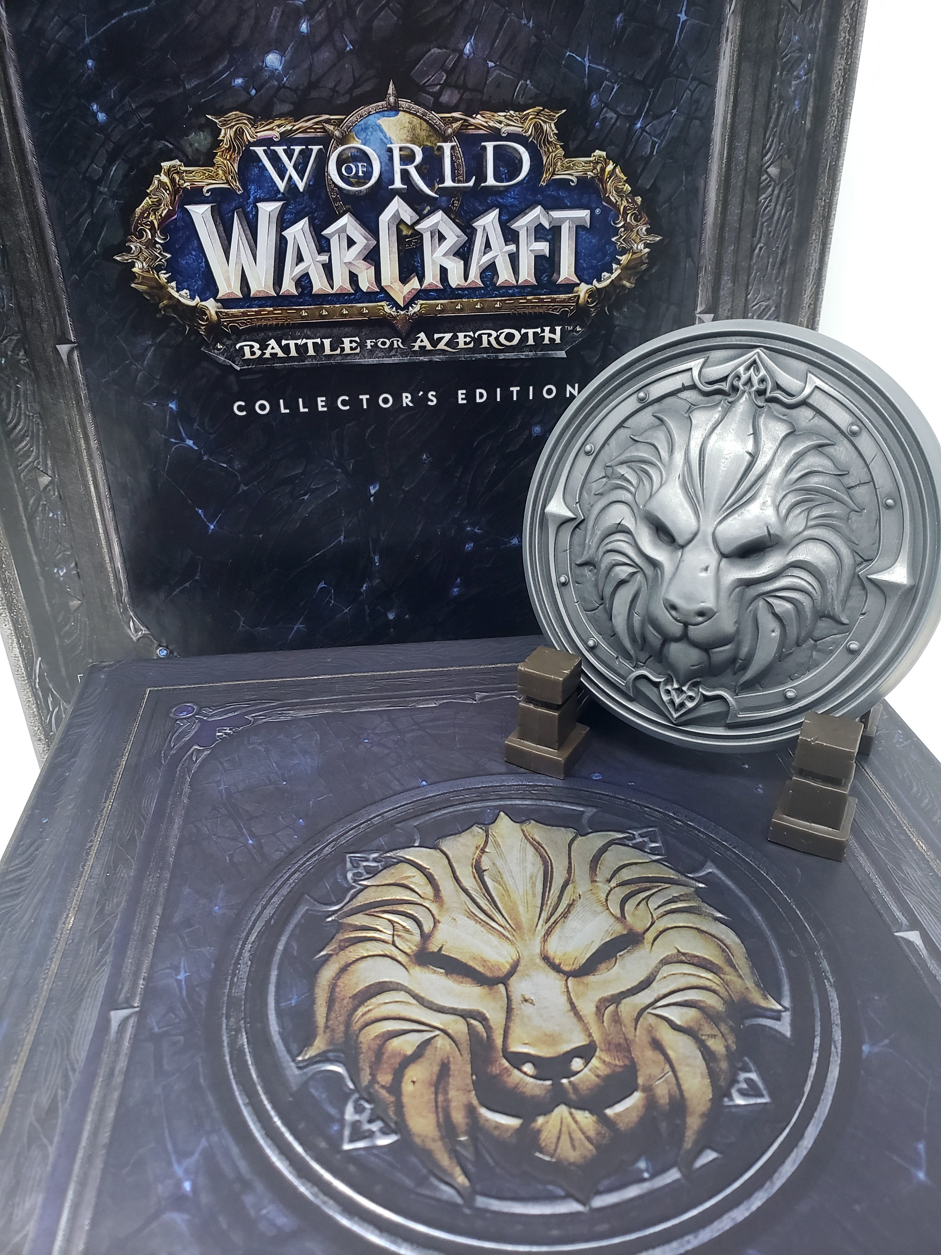 battle of azeroth collectors edition unboxing
