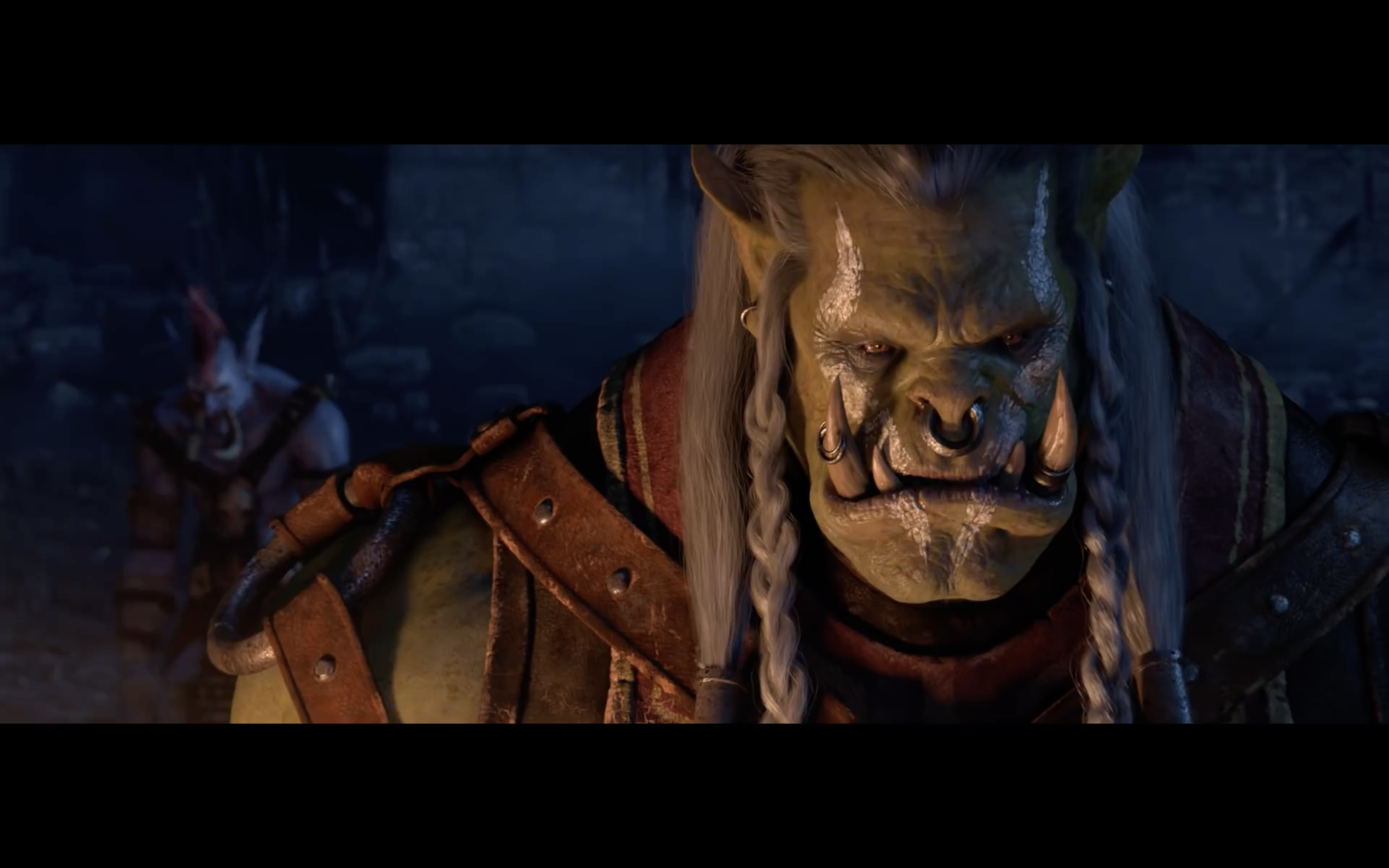New Saurfang Cinematic Old Soldier Wowhead News