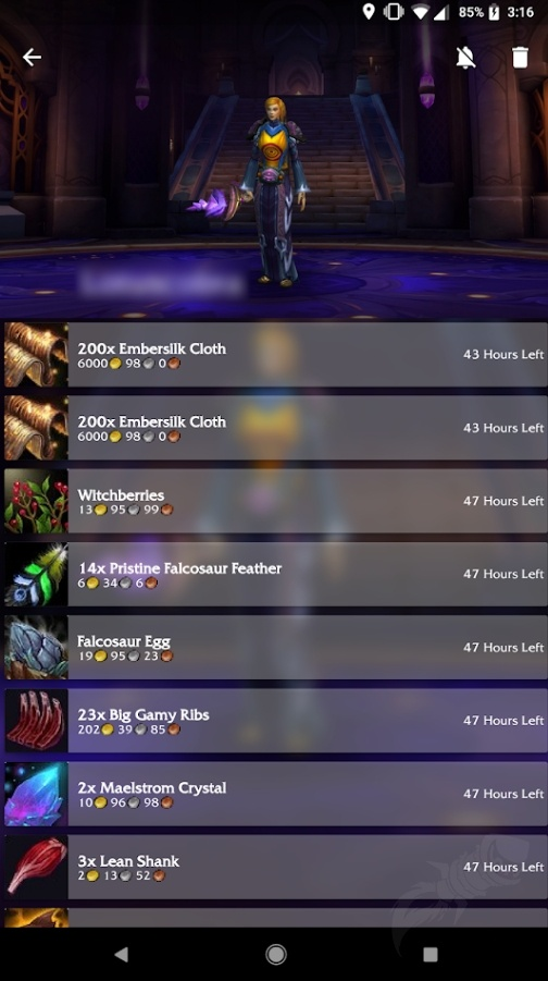 View Wow Auction House App  Gif