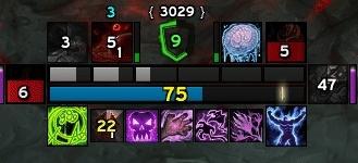 Blood Death Knight WeakAuras - Battle for Azeroth 8 1 5