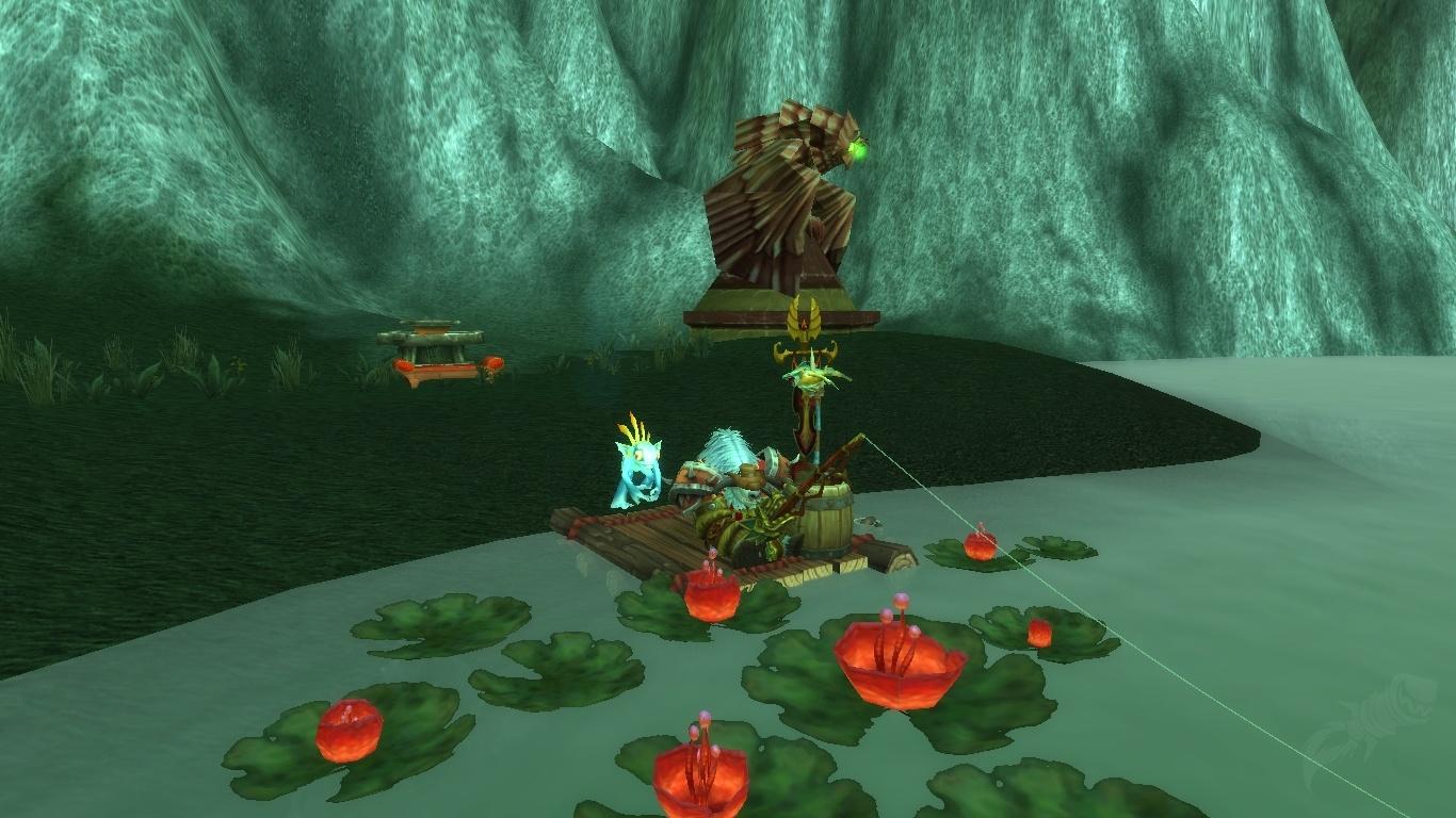 Goldschuppenfisch Gegenstand World Of Warcraft