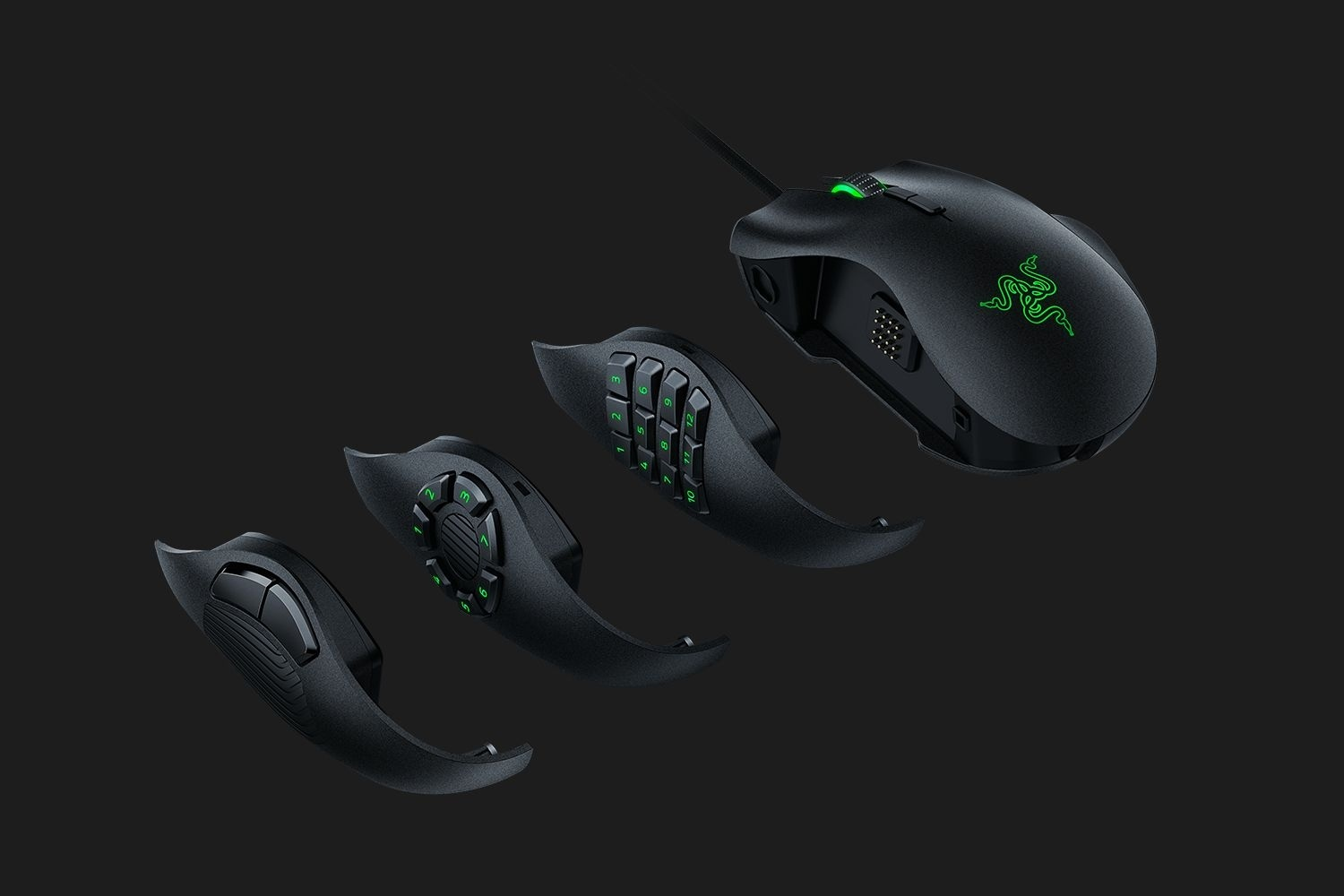 Mastering Your MMO Gaming Mouse, Featuring the Razer Naga