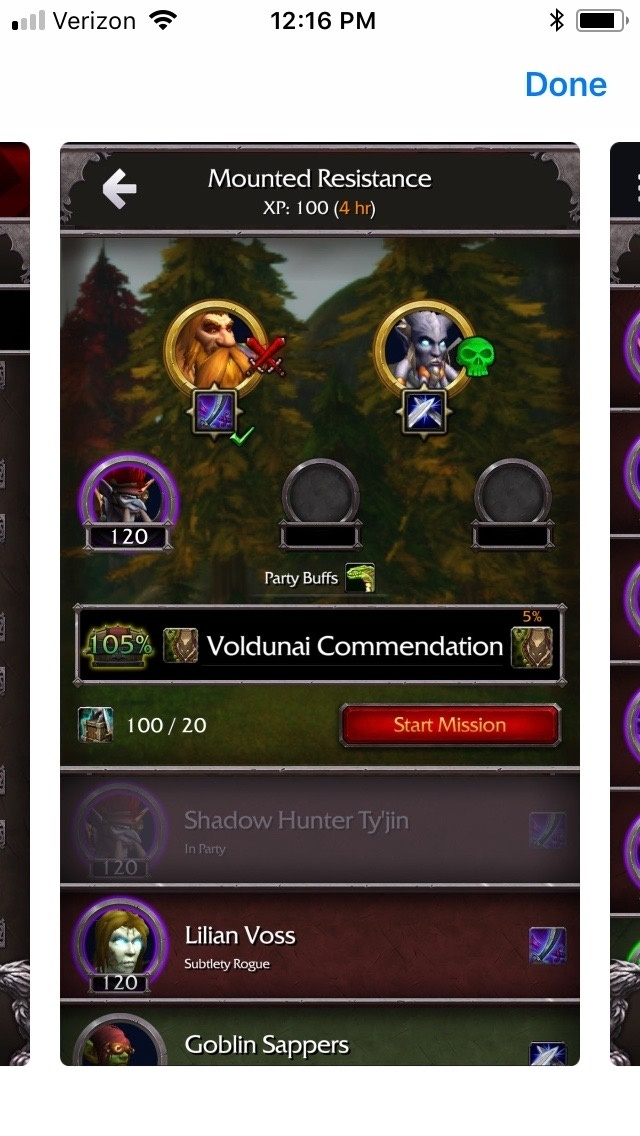 Warcraft Companion App Now Updated for Battle for Azeroth