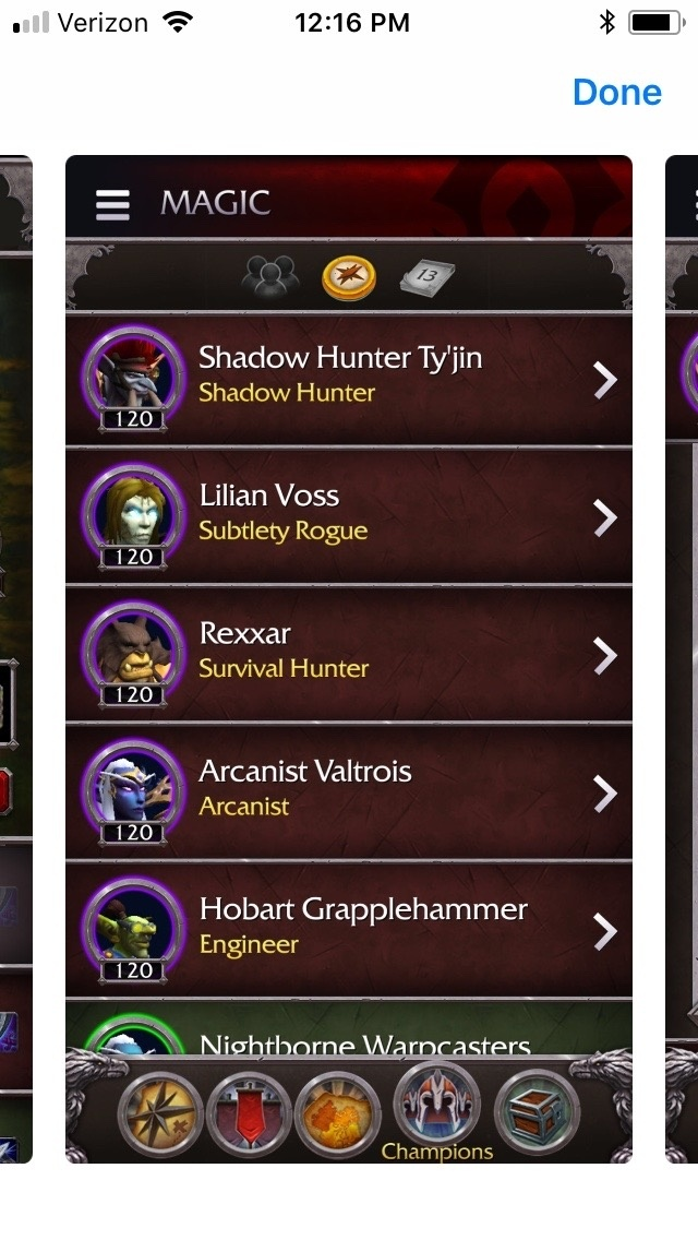 Warcraft Companion App Now Updated for Battle for Azeroth - Wowhead News