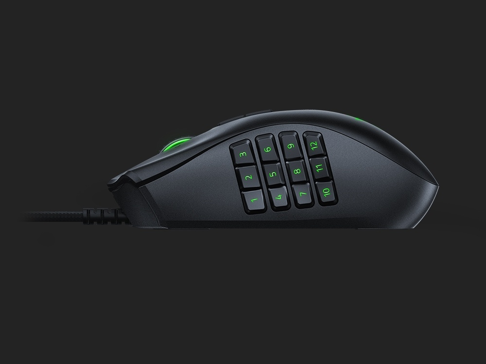 Mastering Many Buttons with your Razer Naga Trinity