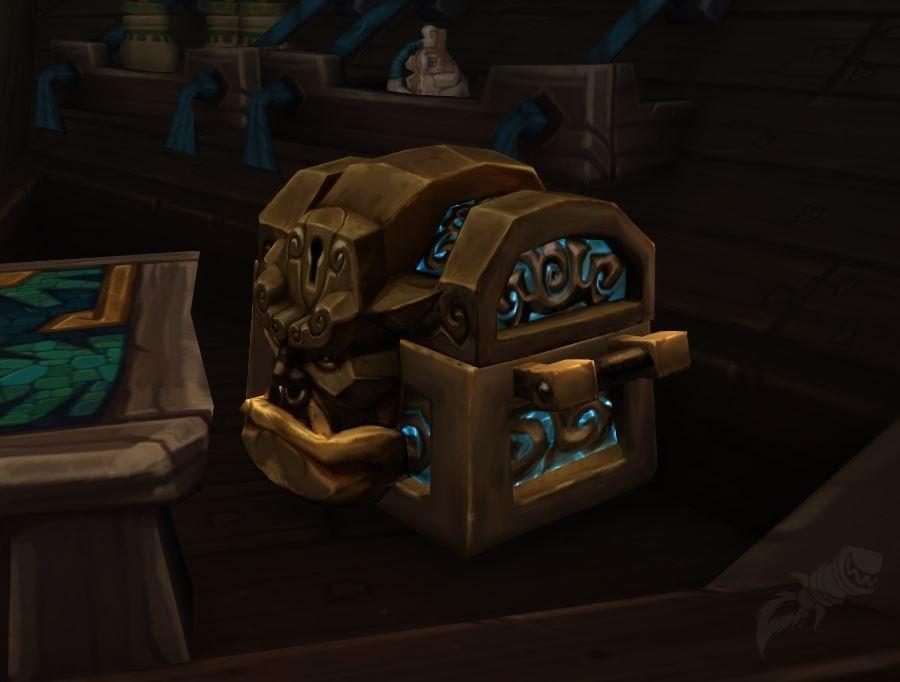 Spoils Of Pandaria Object World Of Warcraft