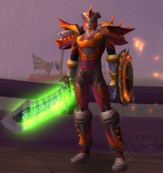 Avenger's Battlegear - Item Set - World of Warcraft