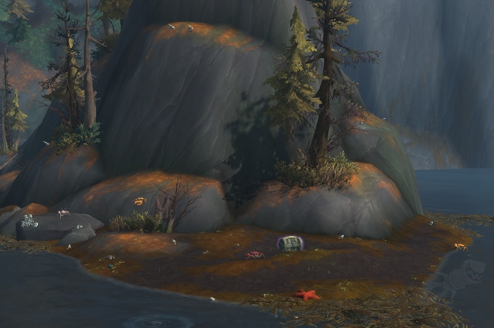 carte au trésor effacée Carte au trésor effacée   Objet   World of Warcraft