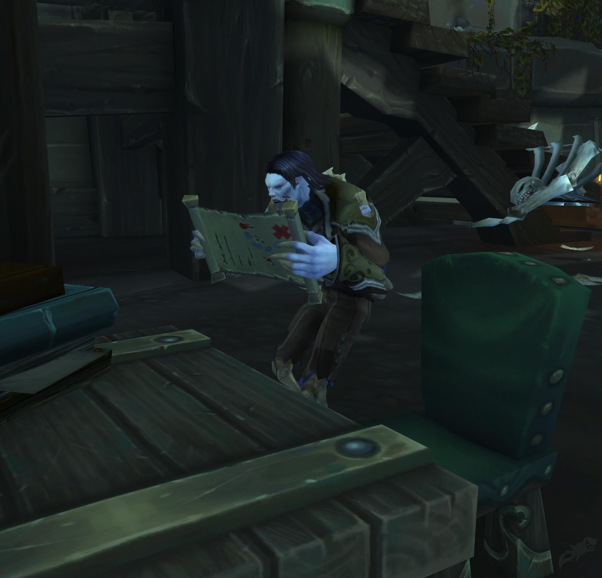 Der Ruin Ist über Uns Gekommen Quest World Of Warcraft