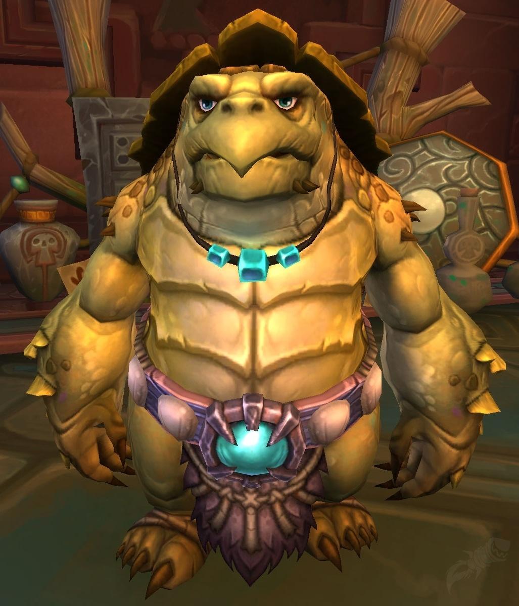 Tortollan Seeker - NPC - World of Warcraft