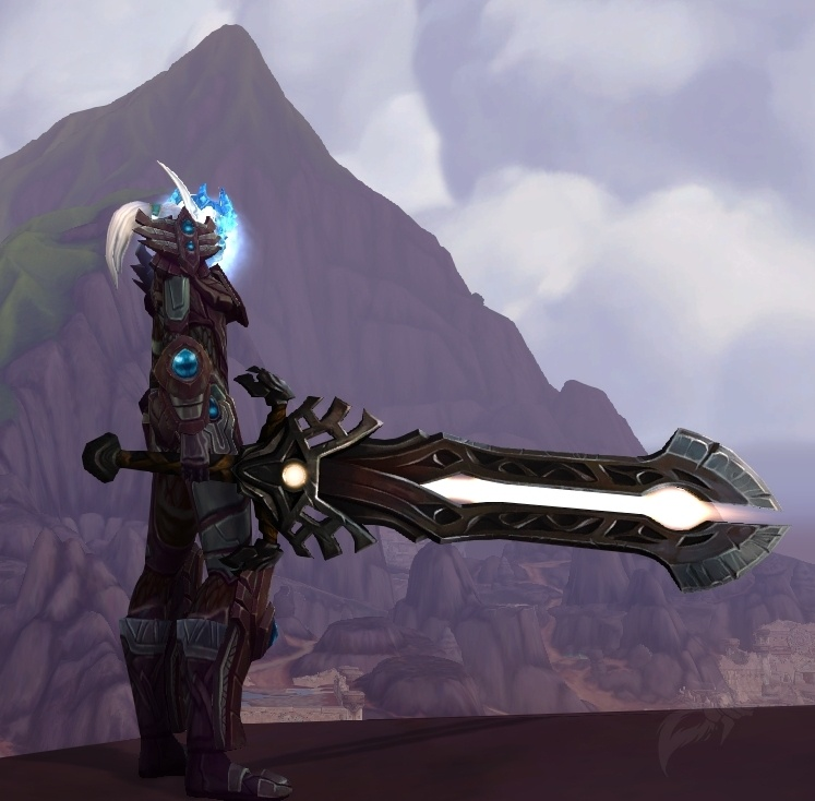 Plundered Blade of Northern Kings - Item - World of Warcraft