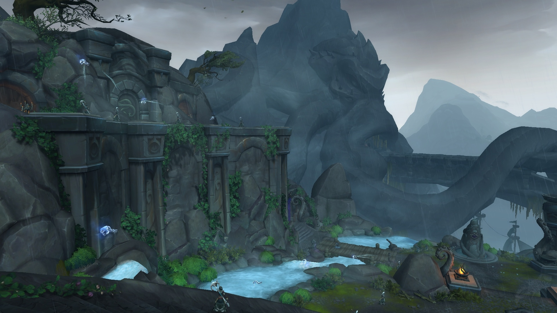 Zelda Breath Of The Wild Schrein Karte.Der Schrein Des Sturms Zone World Of Warcraft