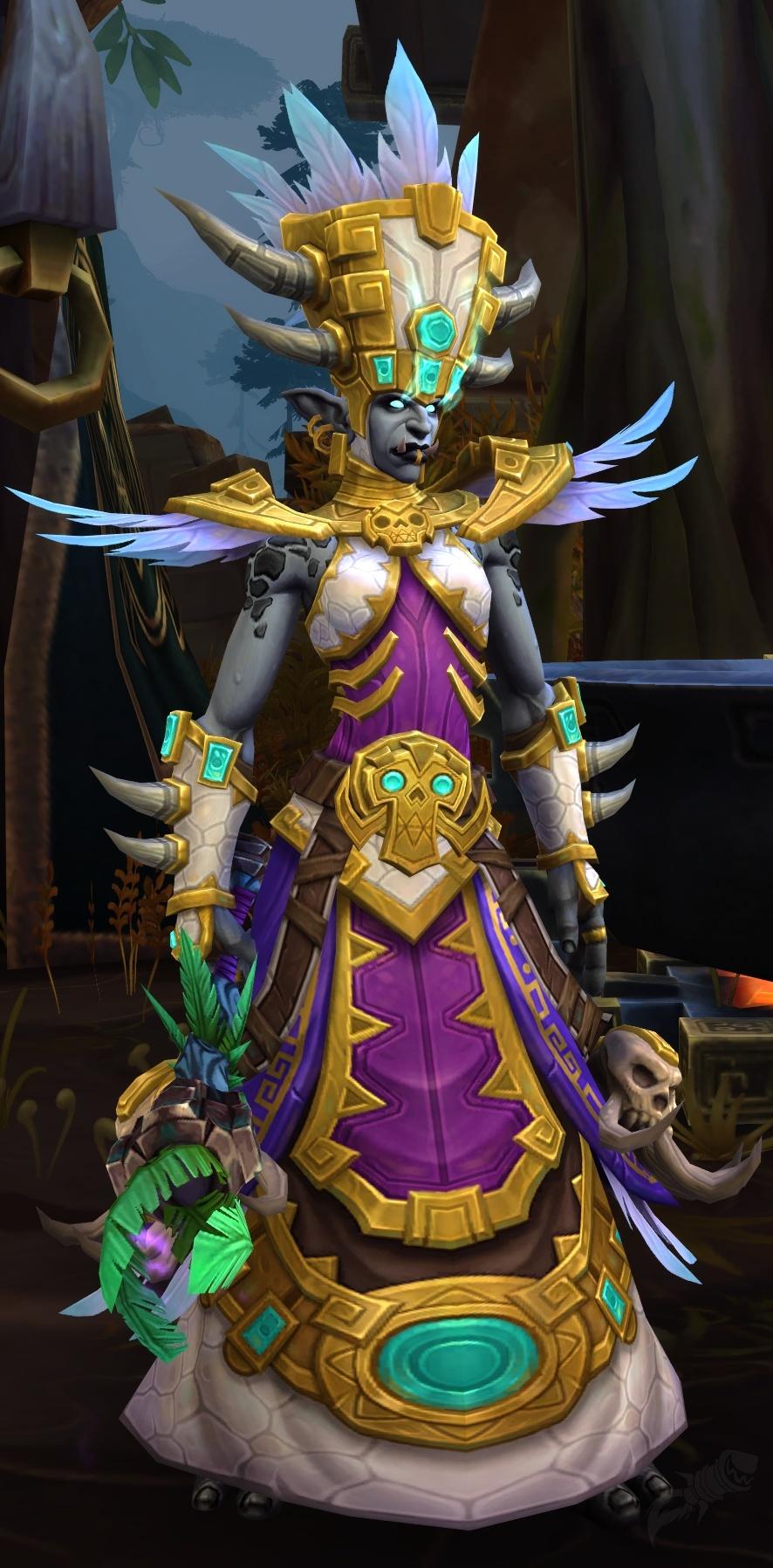 Princess Talanji - NPC - World of Warcraft