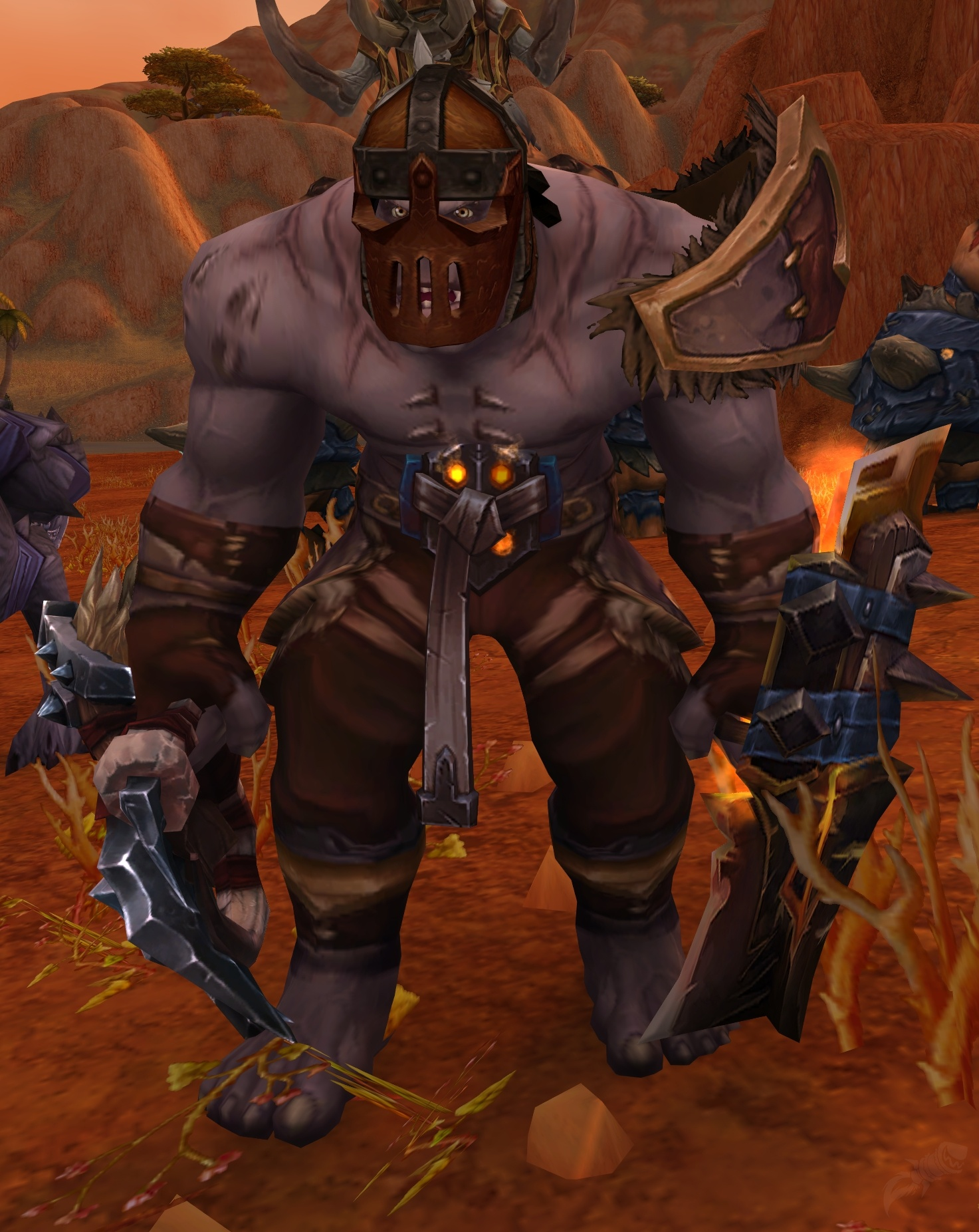 Mag'har Ripper - NPC - World of Warcraft