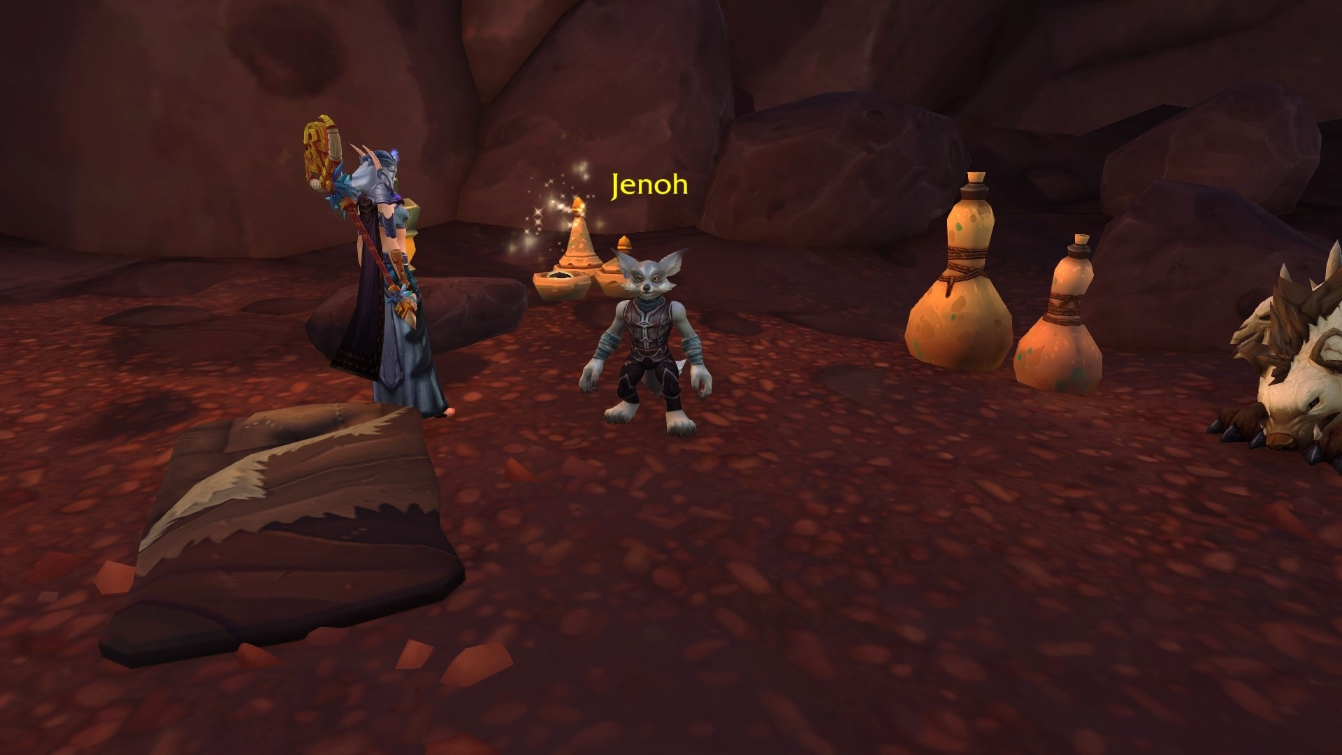 Hidden Battle Pets and Vendors in Battle for Azeroth