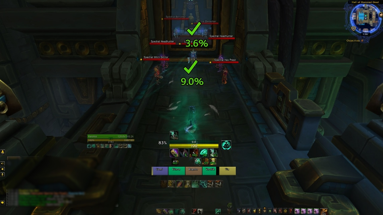 Kings Rest Mythic+ Route Guide - Guides - Wowhead