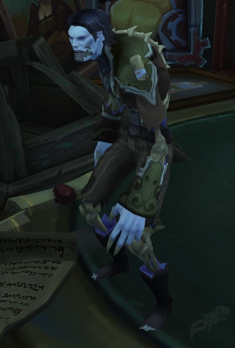 June Der Vorfahre Npc World Of Warcraft