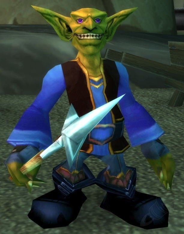 Smeed Scrabblescrew - NPC - World of Warcraft