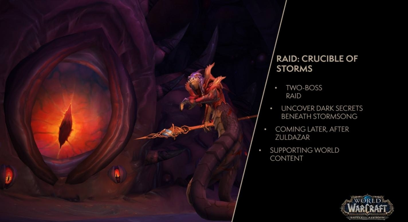 Crucible of Storms Raid Overview - Guides - Wowhead
