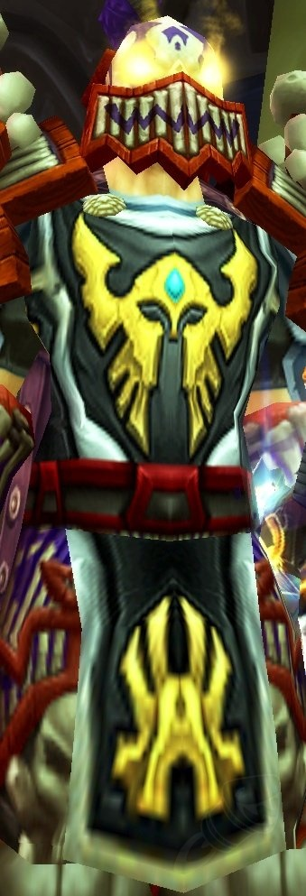 tabard of the shattered sun