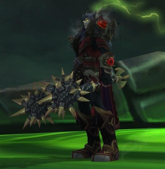 Etoile Du Matin De Niskara Objet World Of Warcraft