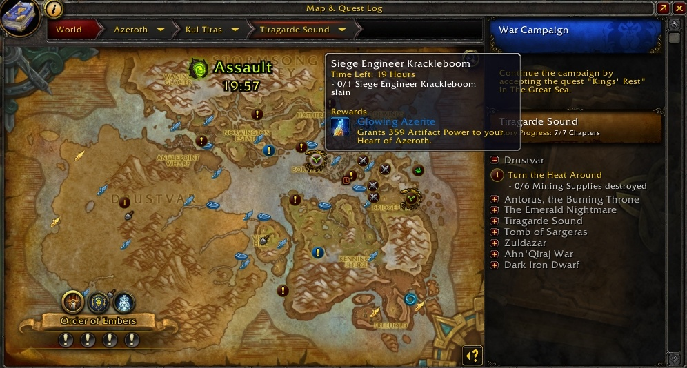 Leveling and Alt Improvements in Patch 8 1 - Wowhead News
