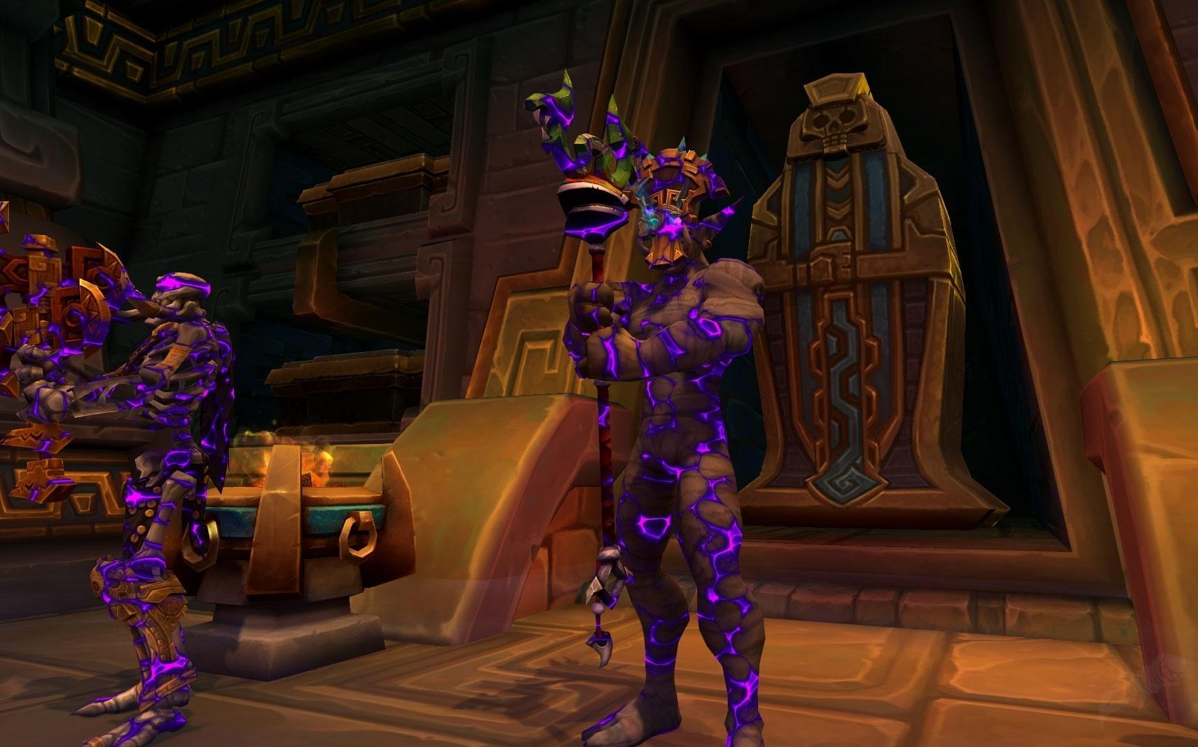 King Rahu'ai - NPC - World of Warcraft