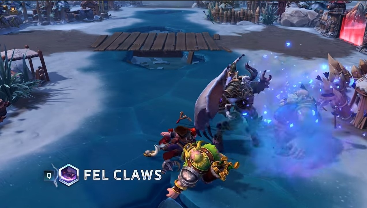 Heroes Of The Storm Mal Ganis Spotlight Wowhead News Mal'ganis abilities include vampiric embrace which this video takes a lot of the mal'ganis w build talents. heroes of the storm mal ganis