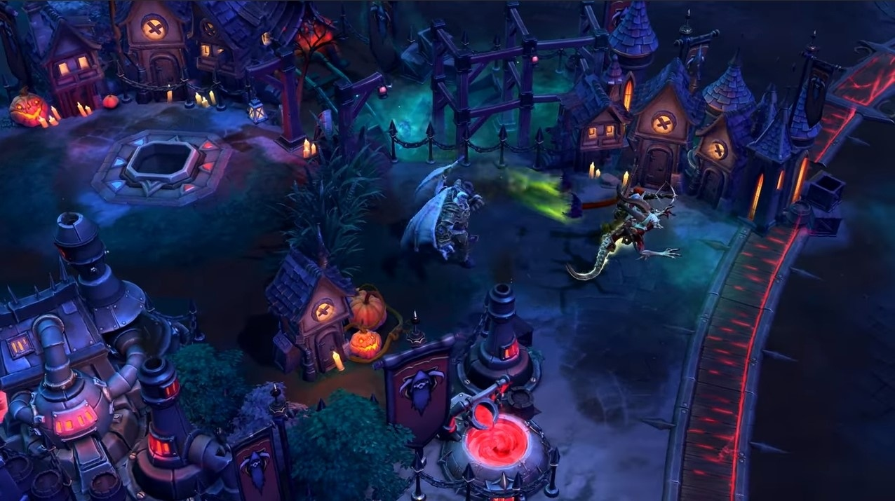 Heroes Of The Storm Mal Ganis Spotlight Wowhead News Mal'ganis is one of the nathrezim , or dreadlords , who served as the lich king 's elite jailers. heroes of the storm mal ganis
