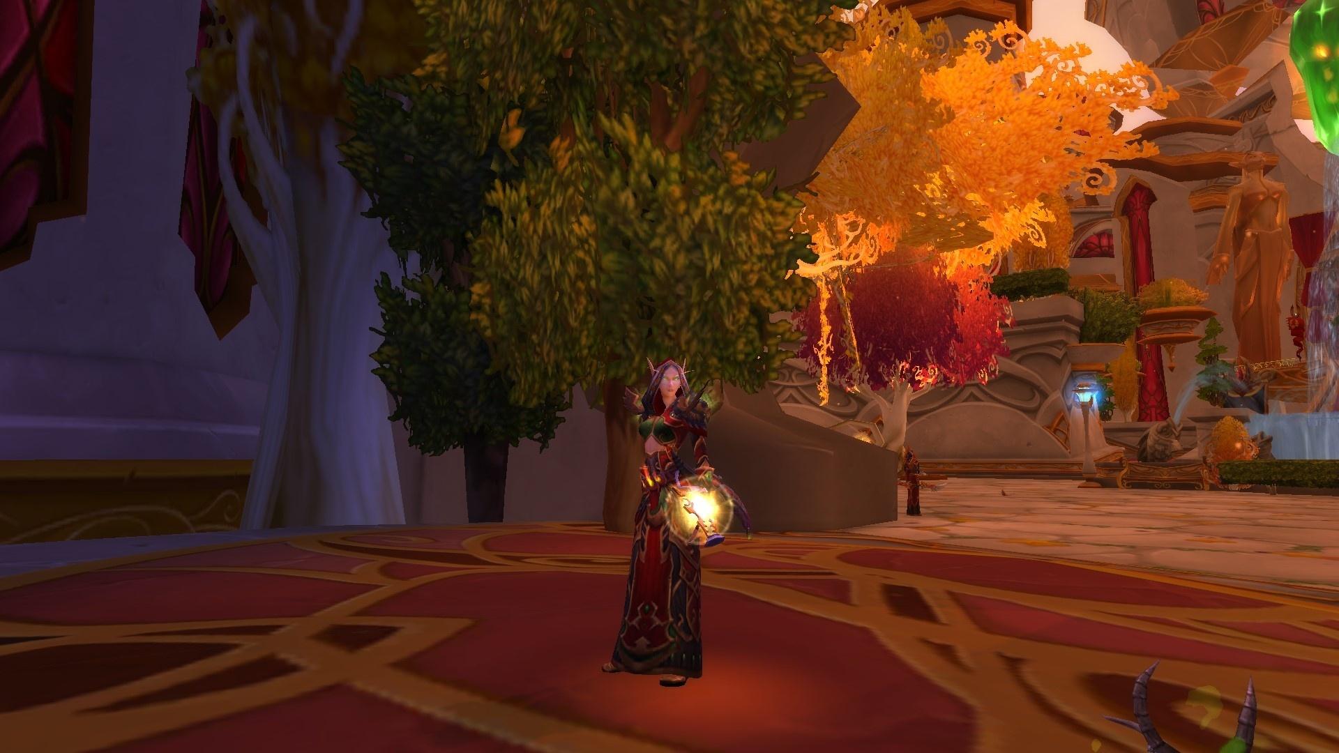 Blood Elf Heritage Armor Questline (8 1 Spoilers) - Wowhead News